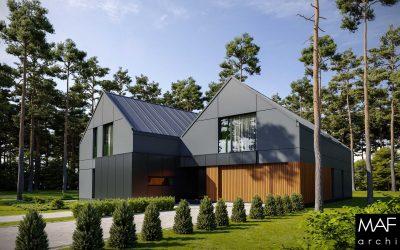 Jakie są zalety gotowych projektów domów?
